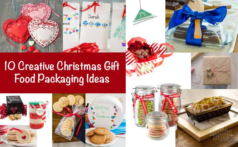 10 Creative Diy Christmas Gift Food Packaging Ideas Imperial Sugar