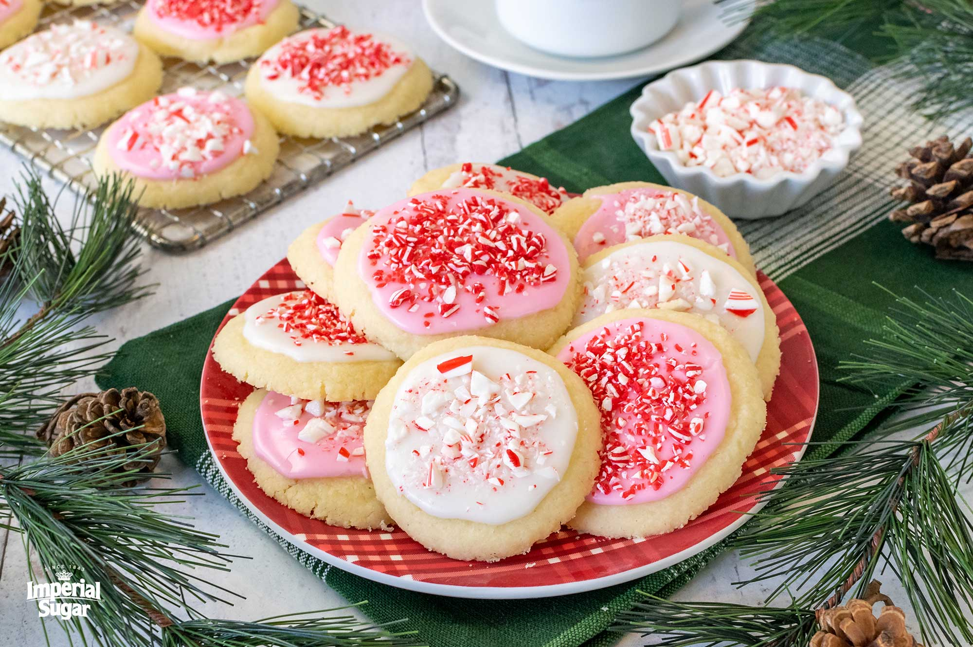 When Will Mint Meltaways Be Available For Christmas 2021? Peppermint Meltaways Imperial Sugar