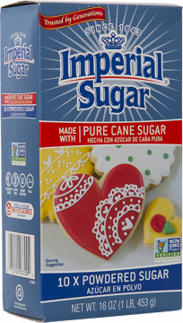 Imperial Sugar 1lb Powdered Sugar