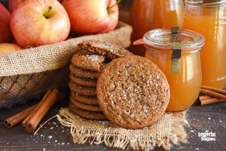 Apple Cider Cookies