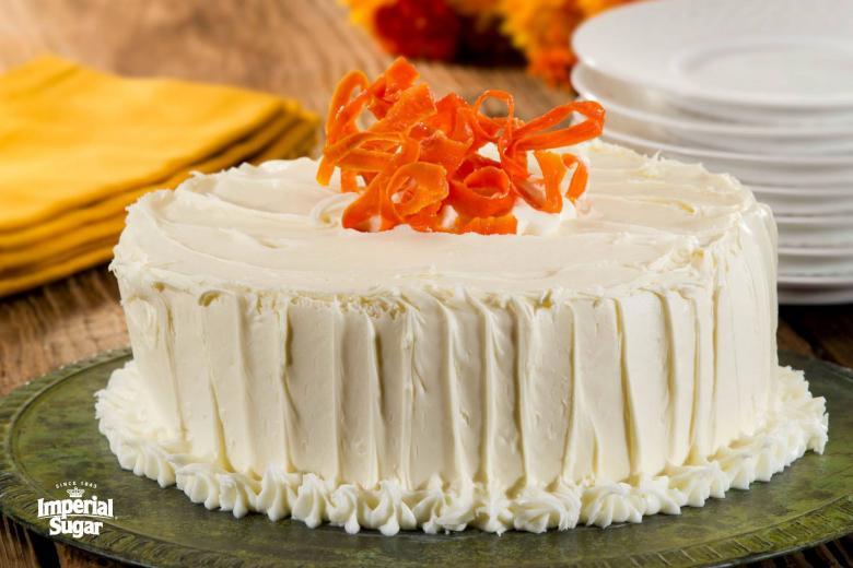 Carrot Cake Imperial Sugar Incorporamos en la taza los ingredientes secos: carrot cake