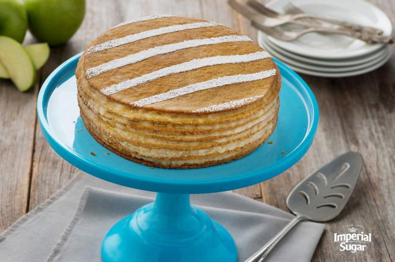 Kentucky Apple Stack Cake Imperial Sugar