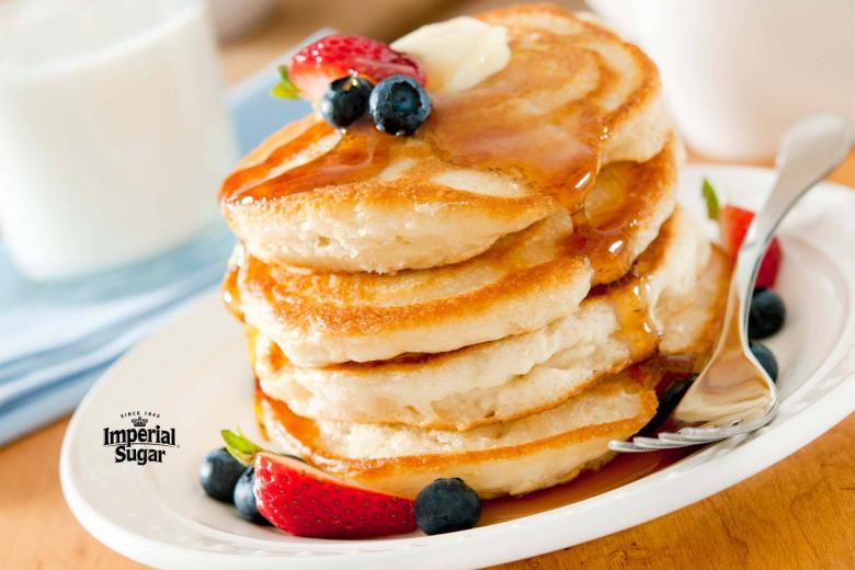 Old Fashioned Buttermilk Pancakes Imperial Sugar