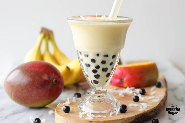 Tapioca Pearl Drinks