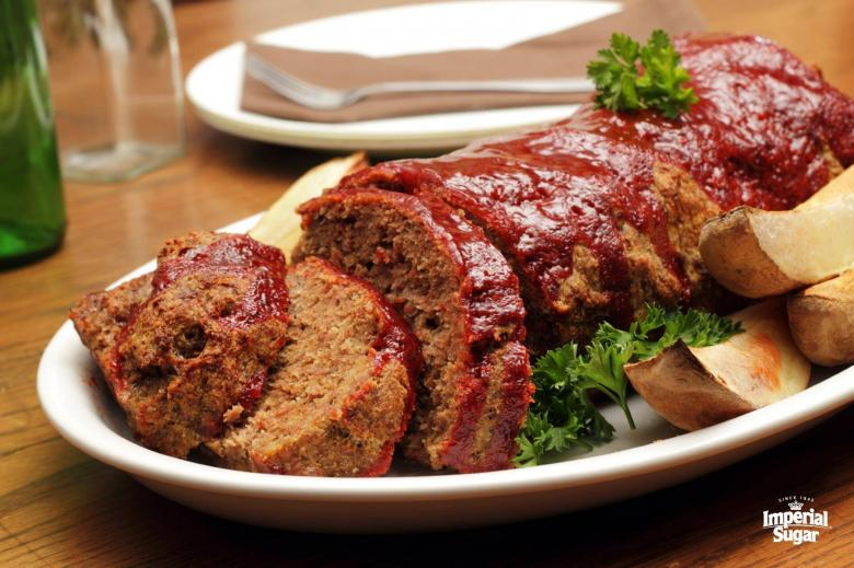 Family Friendly Meatloaf
