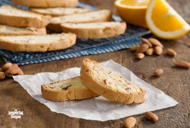 Almond Orange Biscotti
