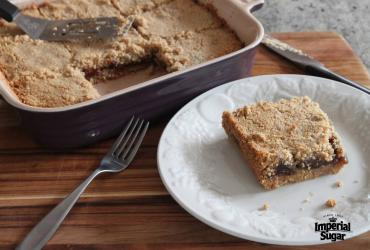 Gluten-Free Fig Oat Bars