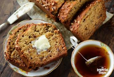 Maple Syrup Banana Bread