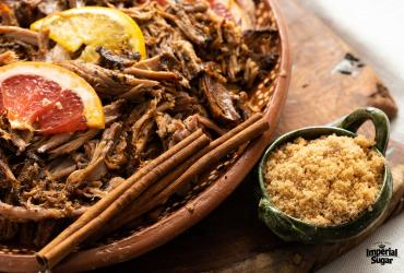 Brown Sugar Citrus Carnitas imperial