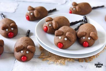 Chocolate Cookie Mice