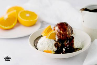 Orange Chocolate Sauce